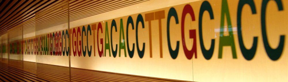 DNA code image